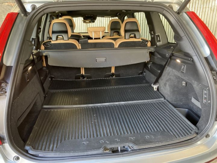 Volvo XC90 T8 TWIN INSCRIPTION LUXE ARGENT METAL  - 16