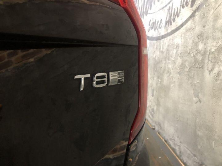 Volvo XC90 T8 TWIN INSCRIPTION LUXE noir metalisé - 8