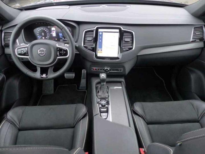 Volvo XC90 XC90 D5 AWD Geartronic R-Design # Navi # Toit Pano # 7 Places  Noir Peinture métallisée - 5