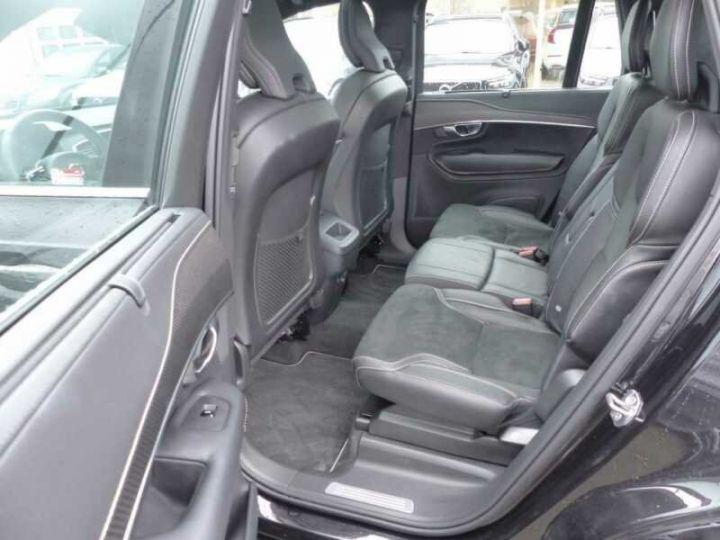 Volvo XC90 XC90 D5 AWD Geartronic R-Design # Navi # Toit Pano # 7 Places  Noir Peinture métallisée - 6