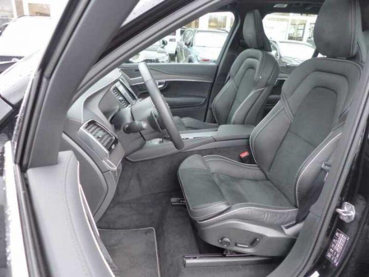 Volvo XC90 XC90 D5 AWD Geartronic R-Design # Navi # Toit Pano # 7 Places  Noir Peinture métallisée - 9