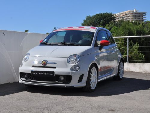 Abarth 500 OPENNING EDITION Leasing