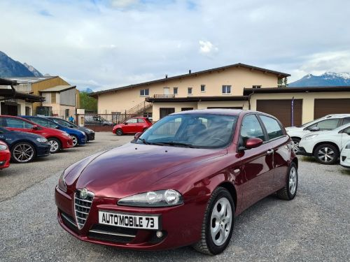 Alfa Romeo 147 1.9 jtd 150 distinctive 05/2008 CUIR REGULATEUR CLIM