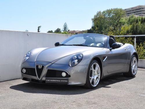 Alfa Romeo 8C SPIDER Leasing