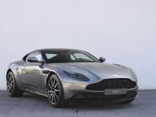 Aston Martin DB11 V8#PACK BLACK PLUS