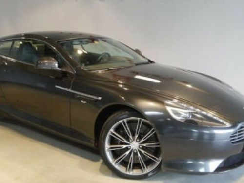 Aston Martin DB9 5.9 V12 # Pack carbone int+ext#25000 kms