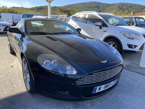 Aston Martin DB9 V12 5.9L 477CH