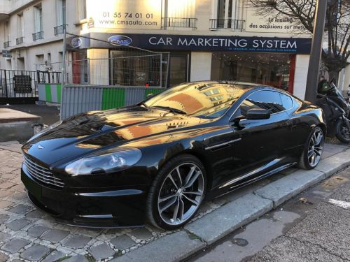 Aston Martin DBS Coupe Touchtronic A (2P) Leasing