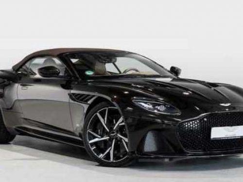 Aston Martin DBS SUPERLEGGERA VOLANTE#BODYPACK CARBON