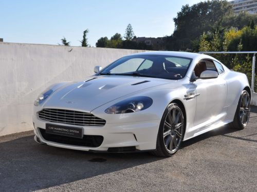 Aston Martin DBS V12 Touchtronic 2+0 Leasing