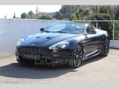 Aston Martin DBS Volante 5.9 V12 517 TOUCHTRONIC Leasing