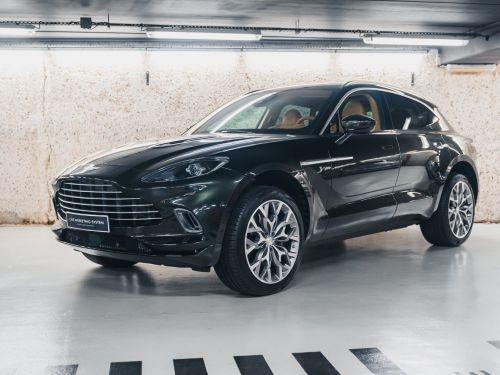 Aston Martin DBX Leasing