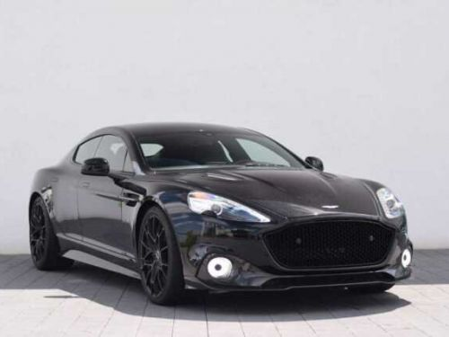 Aston Martin RAPIDE AMR Pack Carbone