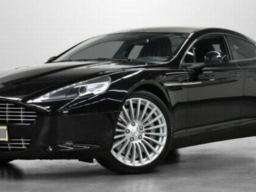 Aston Martin RAPIDE  V12 6.0 477 TOUCHTRONIC 12/2012