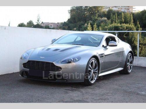 Aston Martin V12 Vantage COUPE 6.0 517 Leasing