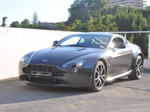 Aston Martin V8 Vantage 4.7 Coupe N420 Sportshift BVS Leasing