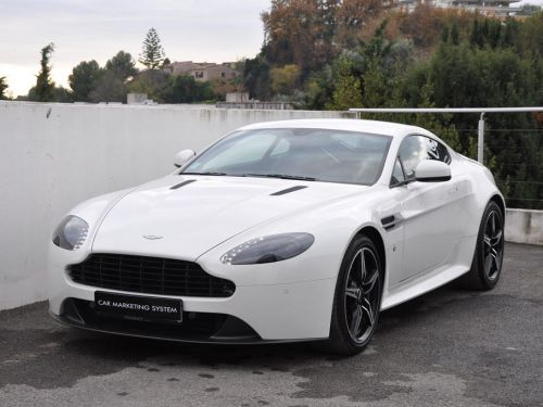 Aston Martin V8 Vantage 4.7 V8 N430 SPORTSHIFT II Leasing