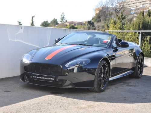 Aston Martin V8 Vantage Roadster 4.7 AMR 1 OF 200 Leasing