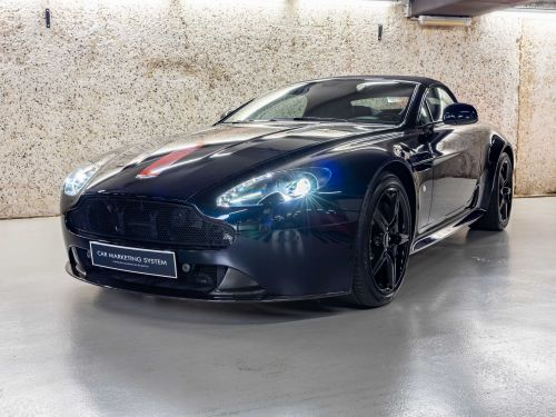 Aston Martin V8 Vantage ROADSTER 436 AMR SPORTSHIFT II Leasing