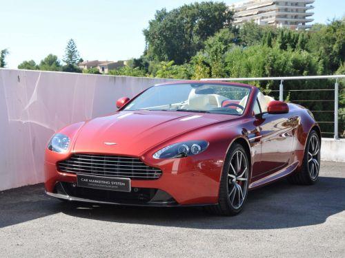 Aston Martin V8 Vantage S Roadster V8 Sportshift Leasing