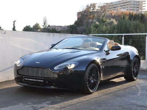 Aston Martin V8 Vantage V8 ROADSTER 4.7 420 SPORTSHIFT BVS Leasing