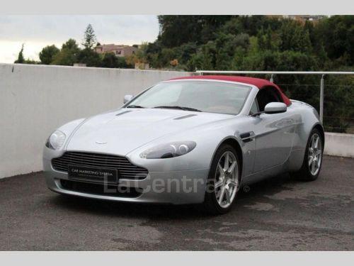 Aston Martin V8 Vantage VOLANTE ROADSTER 4.3 390 BVA6 Leasing