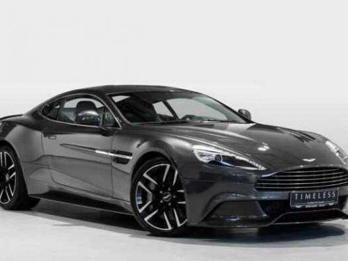 Aston Martin VANQUISH BVA TOUCHTRONIC III 8 rapports ZF# UNE VALEUR REFUGE