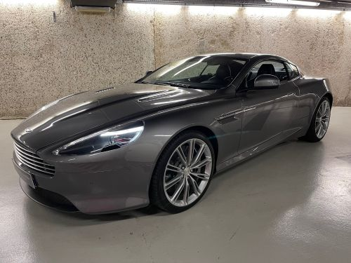 Aston Martin Virage II COUPE V12 TOUCHTRONIC Leasing