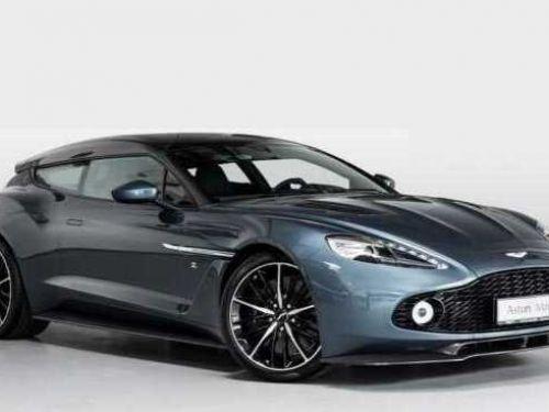 Aston Martin Zagato VANQUISH ZAGATO Shooting Brake# 4 exemplaires seulement