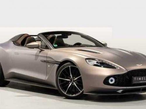 Aston Martin Zagato VANQUISH ZAGATO Speedster - 1 of 28 # UNE VALEUR REFUGE