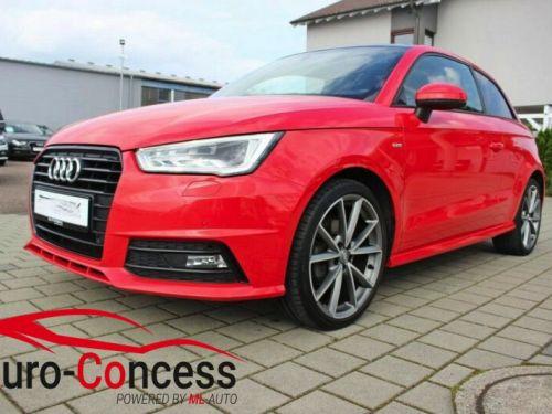 Audi A1 1.6 Tdi S-Line S-tronic