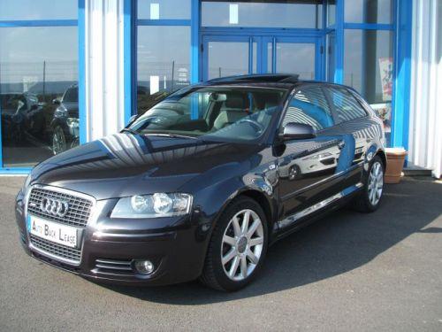 Audi A3 (2E GENERATION) II 3.2 quattro sline