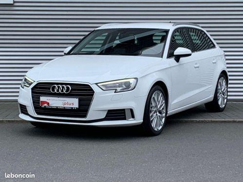 Audi A3 Sportback 1.6 TDI (116 CV) 6 vitesses sport