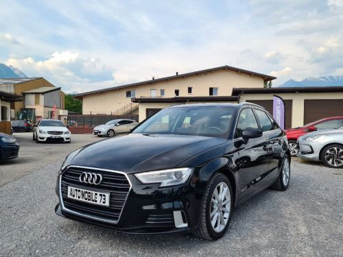 Audi A3 Sportback 2.0 tdi 150 sport 04/2017 PACK ALU XENON LED GPS