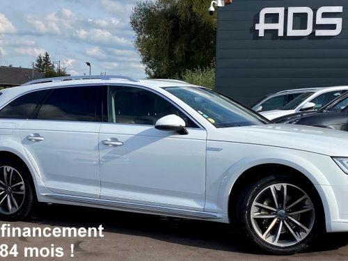 Audi A4 Allroad 2.0 TDI 190ch Design Luxe quattro Str