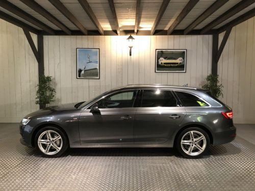 Audi A4 Avant 2.0 TDI 190 CV SLINE QUATTRO BVA