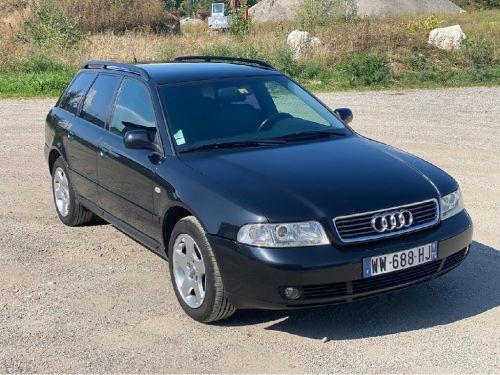 Audi A4 Avant 2.4 V6 165ch