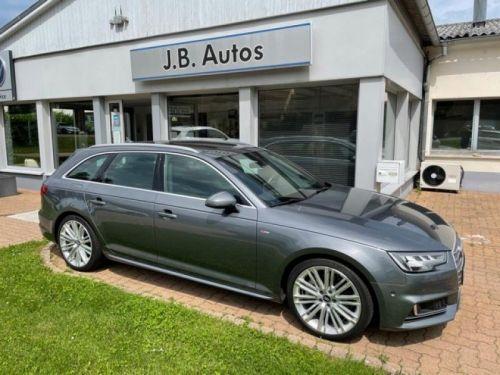 Audi A4 Avant 3.0 TDI 272 CH QUATTRO 3X S-LINE