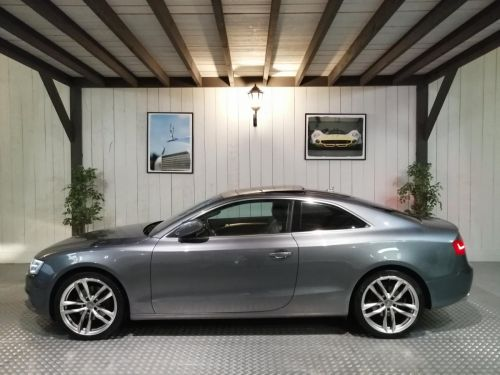 Audi A5 3.0 TDI 245 CV SLINE QUATTRO BVA