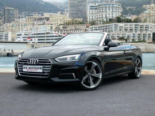 Audi A5 CABRIOLET 2.0 TFSI 252 S LINE QUATTRO S TRONIC 7