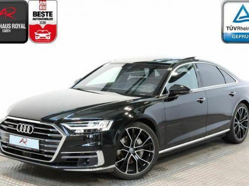 Audi A8 50 TDI 286 Tiptronic 8 Quattro / SON Bang & Olufsen / Affichage tète haute / Siège électr.  / Caméra Avant, Arrière, recul / Garantie 12 mois