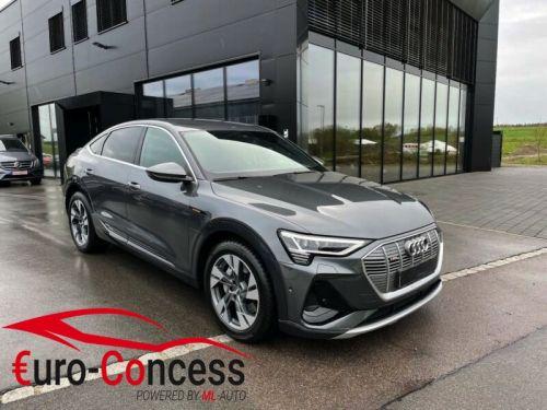 Audi E-tron Sportback 50 S-line quattro