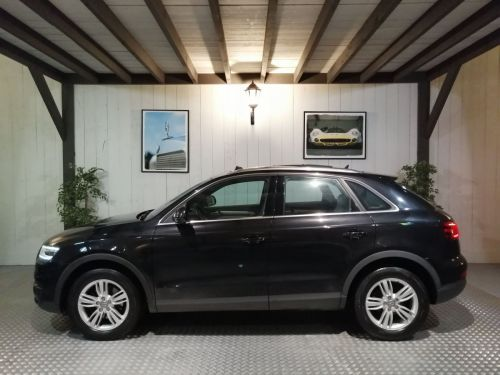 Audi Q3 2.0 TFSI 211 CV AMBITION LUXE QUATTRO BVA