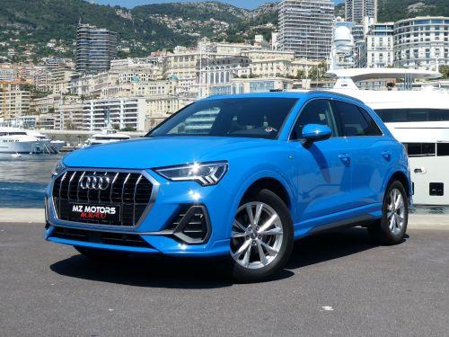 Audi Q3 35 TFSI 150 S-line S-tronic