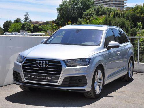 Audi Q7 272 TDI AVUS QUATTRO Leasing