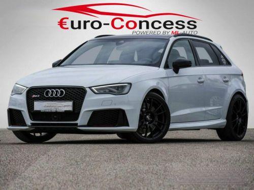 Audi RS3 S-Tronic