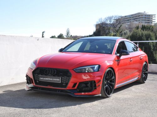 Audi RS5 SPORTBACK R ABT 530CH 1 Of 50 Leasing