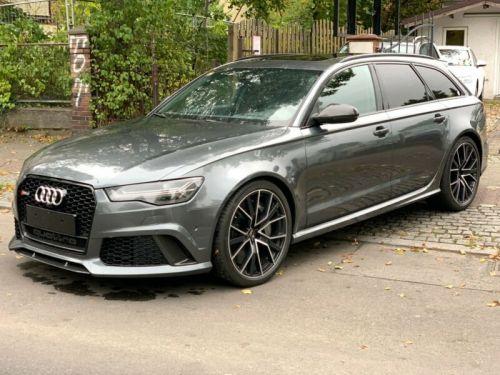 Audi RS6 Audi RS6 Avant 4.0 TFSI quattro performance