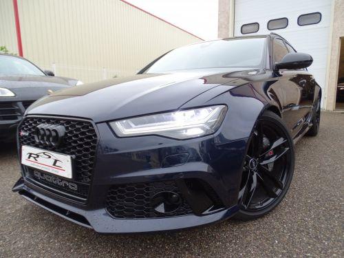 Audi RS6 AVANT 4.0L TFSI Tipt 560Ps /Pack EXCLUSIF +Carbone int LED Matrix  Echap Sport ....