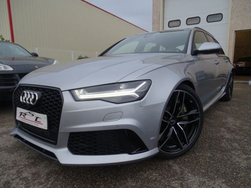 Audi RS6 AVANT 4.0L TFSI Tipt 560Ps /Toe Pano Céramique  Echap Sport TVAC ....